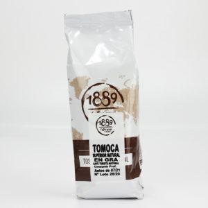 Café superior con tostado natural en grano