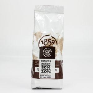 Café de tostado natural en grano